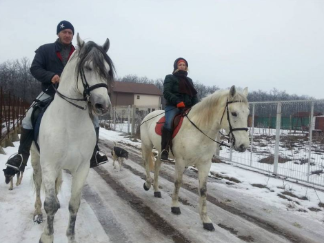 plimbare prin zapada – 17-18 ianuarie