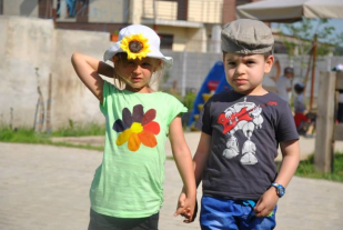Kids Palace in vizita la Zmei (48)