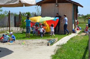 Kids Palace in vizita la Zmei (8)